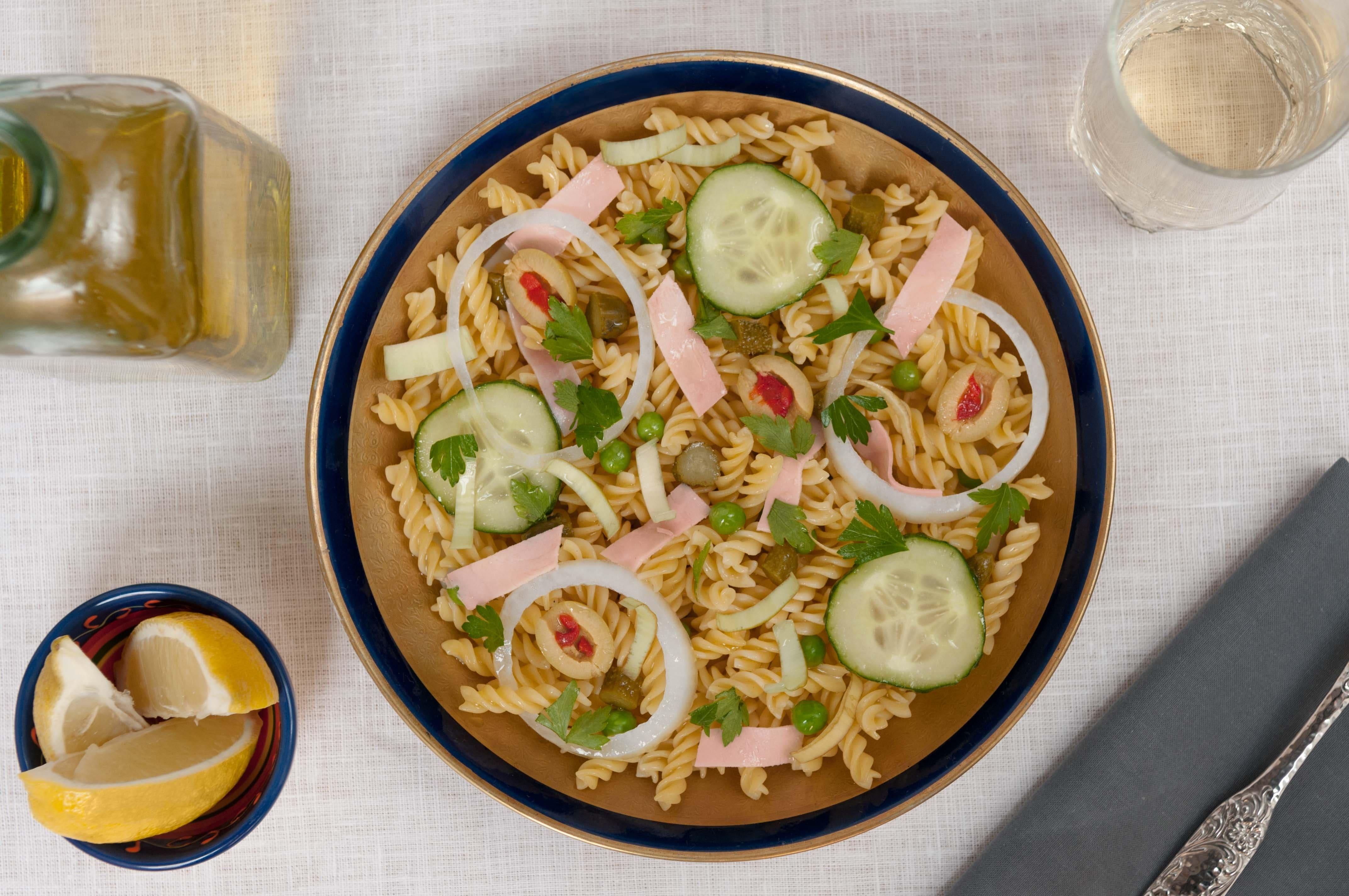 Pastas Romero. Ensalada de Pasta