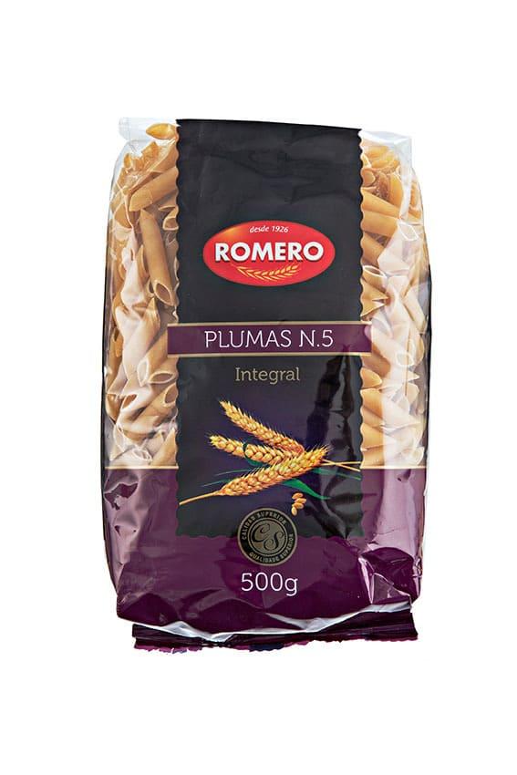 Pluma integral Pastas Romero