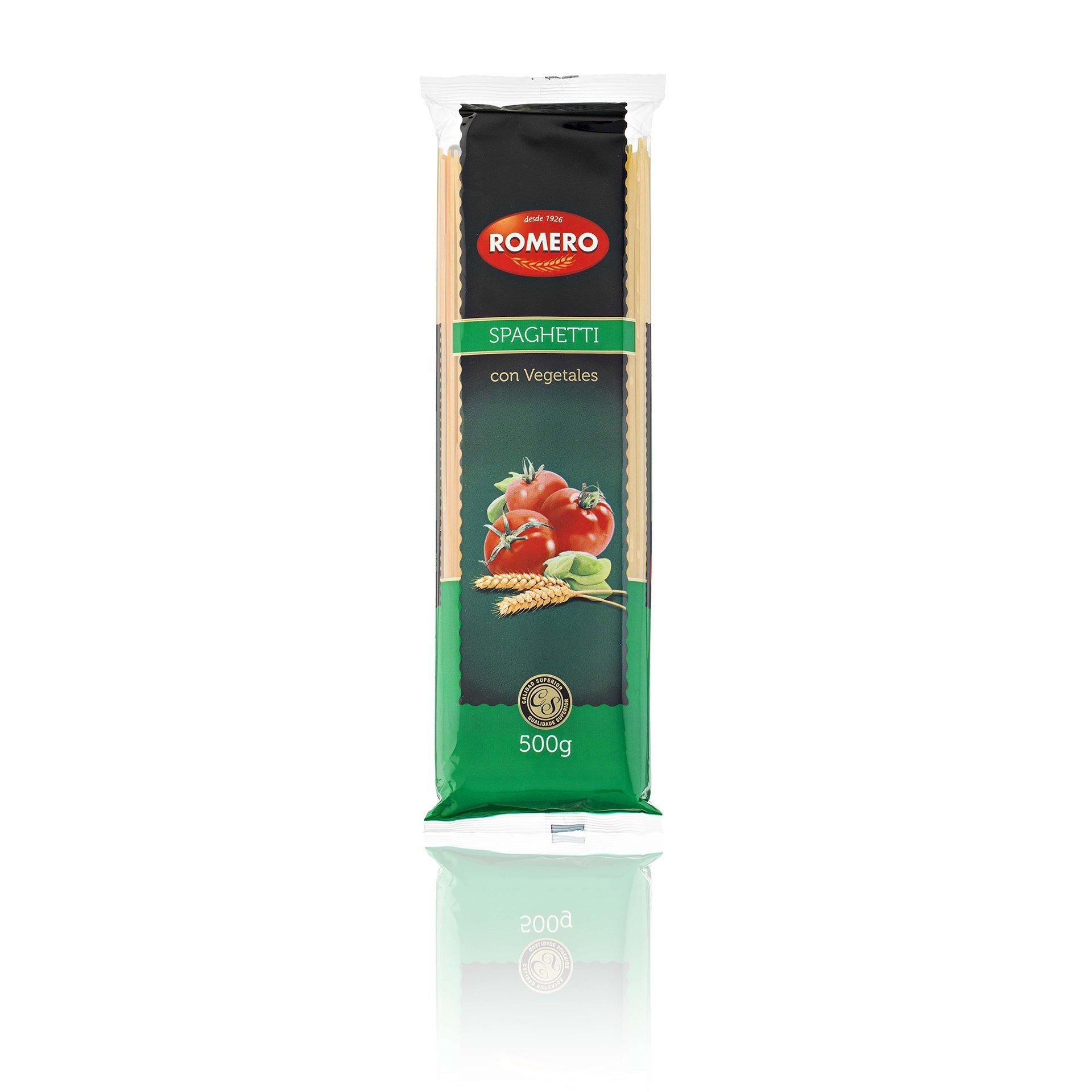spaghetti vegetales